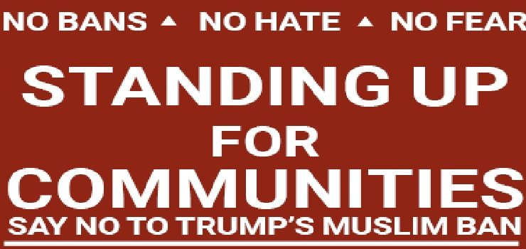 Standing up for communities